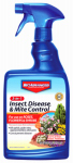 Sbm Life Science 701290B Advanced 3-In-1 Insect, Disease & Mite Control Ready To Use
