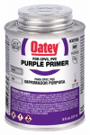 Oatey 30756TV 8OZ Purple Primer
