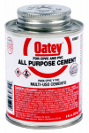 Oatey 30821 8-oz. Clear All-Purpose Solvent Cement