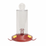 Woodstream 217 8-oz. Window Mount Hummingbird Feeder