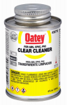 Oatey 30779 4-oz. Clear All-Purpose Pipe Cleaner