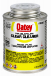 Oatey 30782 8-oz. Clear All-Purpose Pipe Cleaner