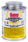 Oatey 31911 8-oz. Flowguard Gold CPVC Yellow Cement
