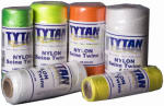 Tytan International TST304W 105-Ft. #30 4-oz. White Twisted Nylon Seine Twine
