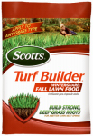 Scotts Lawns 38615 Turf Builder Winterguard Fertilizer, Covers 15,000-Sq.-Ft.