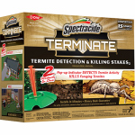 Spectrum Brands Pet Home & Garden HG-96115 Termite Detection and Killing Stakes ,15-Ct.