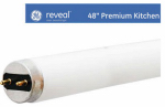 G E Lighting 79042 Reveal 20-Watt Kitchen/Bath Fluorescent Light Bulb