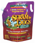 Enviro Protection Ind 14003 Dog Scram Granular Repellent, 3.5-Lbs.