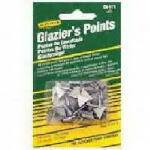 Fletcher-Terry 08-711 #7 Push Glazier Points - Pack Of 10