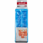 Bradshaw International 16681 Ice Cube Tray, Plastic, 2-Pk.
