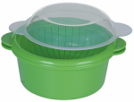 Progressive GMMC-460 Mini Microwave Steamer, 2-Cups