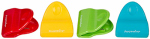 Progressive GT-6027 Bag Clip Set, Assorted Colors, 4-Pc.