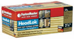 Omg FMHLGM278-50 Headlok Wood Screws, 2-7/8-In., 50-Pk.