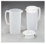 Arrow Home Products 233 Beverage Pitcher, Frostware, 2-1/4-Qt.