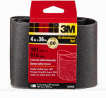 3M 9294NA 4 x 36-Inch 80-Grit Sanding Belt