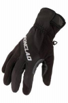 Ironclad Performance Wear SMB2-04-L Summit Fleece Cold Weather Gloves, Black, Large
