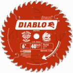 Freud D0640X 6-Inch 40-TPI Cordless Saw Boss Blade