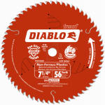 Freud D0756N 7-1/4-Inch 56-TPI Non-Ferrous Metal-Cutting Saw Blade