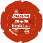 Freud D1006DH 10-In. 6-TPI Fiber Cement Saw Blade