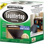 Rust-Oleum 254853 Countertop Paint , Qt. Deep Tint Formula
