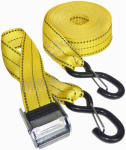 Hampton Products-Keeper 05707 Wide-Mouth Cam Buckle Tie Down, 2-In. x 8-Ft., 2-Pk.