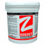 Zygrove Corp/Z-Brick Brands ZD045015 White Mortar Adhesive, 1-Gal.