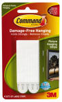 3M 17206 LG WHT Pict Hang Strip