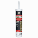 Momentive Perform Material M90025-30 Supreme Paintable 9-oz. Kitchen & Bath Caulk, White