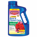 Sbm Life Science 701100A Advanced 2-In-1 Rose & Flower Care, 6-9-6 Formula, 5 Lbs.