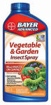 Sbm Life Science 701521A Advanced Concentrate Vegetable & Garden Rescue Spray, 32-oz.