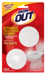 Summit Brands AT12T Automatic Toilet Bowl Cleaner, 2-Pk.