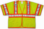 Tingley Rubber V70332.4X-5X Extra Large Safety Vest