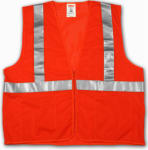 Tingley Rubber V70639.4X-5X Job Sight Class II Vest