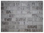 Zygrove Corp/Z-Brick Brands ZC017205 Liberty Gray Brick Facing, 20-Count