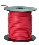 Coleman Cable 55668023 Primary Wire, Red PVC, 16-Ga. Stranded Copper, 100', Sold In Store by the Foot