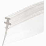 Prime Line Products 194238 Clear Shower Door Bottom Seal