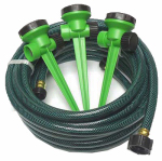 Melnor 80267GT Pattern Stationary Sprinkler & Hose Kit