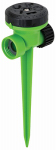 Melnor 267GT Choose It 2-In-1 Stationary Sprinkler
