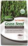 Scotts Lawns 18336 7-Lbs. Turf Builder Pennsylvania State Grass Seed Mix
