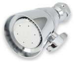 Whedon Products FP4C Adjust-A-Spray Elite Shower Head, Chrome-Plated Brass