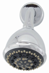 Whedon Products FP74C Rainbo Massage 7-Spray Shower Head, Chrome