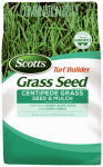 Scotts Lawns 18365 5-Lbs. Centipedegrass Seed & Mulch