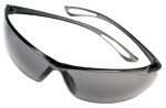 Safety Works 10105407 Feather Fit Gray-Tint Safety Glasses