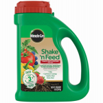 Scotts Miracle Gro 1008561 Shake 'N Feed Tomatoes/ Vegetables, 9-4-12, 4.5-Lb.