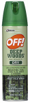S C Johnson Wax 71765 Deep Woods Dry Insect Repellent, 4-oz. Aerosol