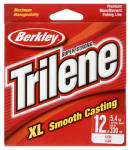 Maurice Sporting Goods XLFS12-15 Fishing Line, Trilene XL, Clear, 12-Lbs./330-Yds.
