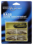 Maurice Sporting Goods BHA-1 Hook Assortment, 44-Pc.