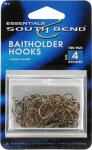 Maurice Sporting Goods BB4 Baitholder Hook, Extra Sharp, Size 4, 100-Ct.
