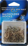 Maurice Sporting Goods BB2 Baitholder Hook, Extra Sharp, Size 2, 100-Ct.