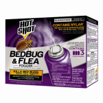Spectrum Brands Pet Home & Garden HG-95911 Bedbug & Flea Fogger, 2-oz., 3-Pk.